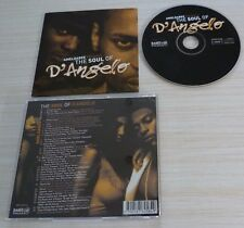 CD ALBUM AMELDABEE PRESENTS THE SOUL OF D'ANGELO 33 TITRES
