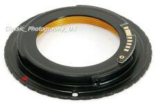 Adaptador M42 a Canon EOS AF confirmar para C. ZEISS Pentax Lentes en DSLR CANON EOS