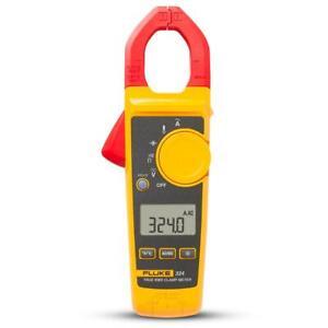 Fluke 324 TRMS Clamp Meter/Temperature, 400A, AU Stock, GST Inc, Same day ship