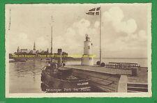 Zwischenkriegszeit (1918-39) frankierte Kleinformat Ansichtskarten aus Europa