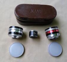 VTG KINE set Aux. Wide Angle,Telephoto & Tele- Wide Finder for Petri 1:2.8 4.5cm