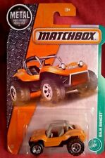 Matchbox VW Baja Bandit Beach Buggy - orange