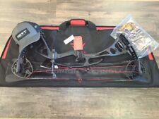 New Hoyt Carbon RX-4 Alpha REDWRX, RH, 55-70lbDW, 28-30inDL, Red Strings