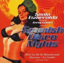 Santa Esmeralda spanish-Disco-Nights (surtout, feat. Leroy Gomez) [CD album]