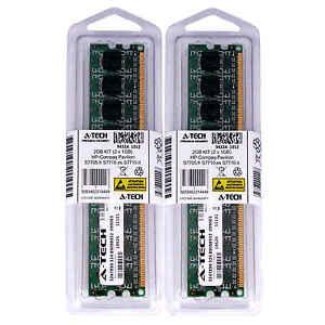 2GB KIT 2 x 1GB HP Compaq Pavilion S7705.fr S7710.es S7710.it Ram Memory
