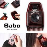 Hair Razor Comb DIY Trimmer with Blades Hair Cutting Hair Cutting Thinning Tool