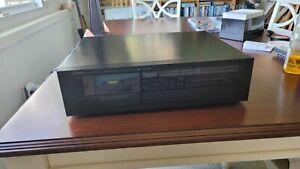 Yamaha K-1000 cassette deck 3 head TOTL amazing performance International Ship