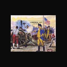 Liberia, Sc #943,  MNH, 1982, S/S, Battle of Yorktown, IDAS8Z-9