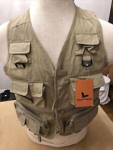 FIELD & STREAM Fishing Vest  Men's Size Medium NWT