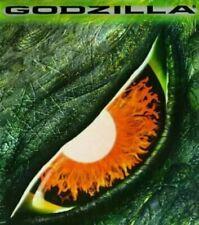 💿 Godzilla (Dvd 1998) SciFi Movie Widescreen - New