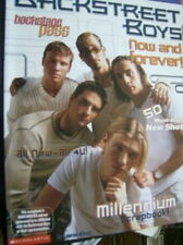 Backstreet Boys Now And Forever! Scholastic Book NEW