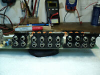 SAE 2900 Preamplifier Parts. Input / Output RCA Assembies.  Difficult to find!