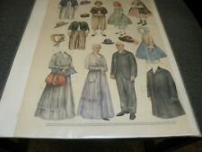 The Ladies Home Journal for September 1917 Betty Bonnet's Paper Dolls