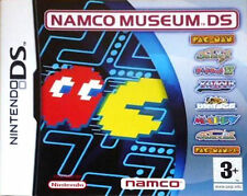 Namco Museum DS Pac Man etc Game Nintendo NDS DS DSi 3DS 2DS Lite XL, CART ONLY