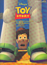 Toy Story Vocal Selections Learn to Play Disney Piano Guitar PVG Music Book