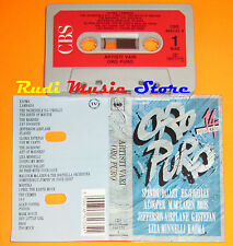 MC ORO PURO 1989 COMPILATION spandau ballet jefferson airplane kaoma no cd lp *