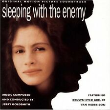 SLEEPING WITH THE ENEMY ~ Jerry Goldsmith,Cassette album