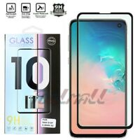 3D FULL CURVED CLEAR TEMPER GLASS SCREEN PROTECTOR FOR SAMSUNG GALAXY S10 Plus