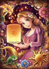 500-Piece Jigsaw Puzzle Disney Tangled Shining Feelings (Rapunzel) [Shiny  Japan