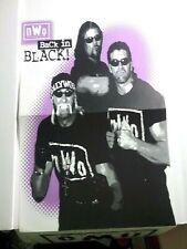 1997 NWO Vintage Product Catalog Hulk Hogan Kevin Nash Scott Hall