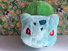Pokemon Plush Bulbasaur 1999 DX Play By Play Big Huge stuffed doll figure Toy Go