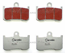 Plaquettes De Frein BREMBO SC Pour TRIUMPH 675 STREET TRIPLE R 2011 11  07KA23SC