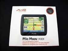 Mio Moov M301 Car Gps Navigation System Touchscreen Portable Gps System Us Maps