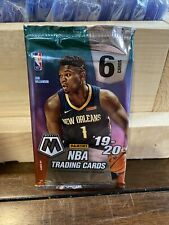 1 - 2019-2020 PANINI PRIZM MOSAIC NBA - 6 Card Pack - Brand New Sealed! 📈