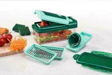 Genius Nicer Dicer Fusion Smart Vegetable Slicer Fruit Slicer 12 pcs. Profession