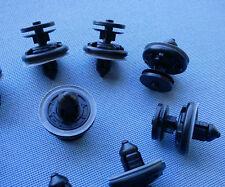 (2053/155) 10x Panneau de porte clips fixation Colliers Support Golf 5,6 plus Polo