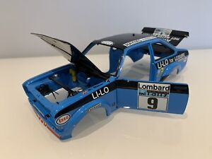 1:18 Ford Escort Mk2 Sunstar Rally Shell, For Spares, Modified, Tuning