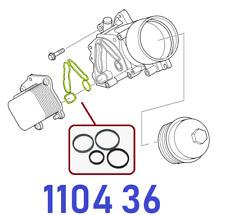 Dichtungssatz Ölkühler PEUGEOT 307 SW (3H) 1.6 HDI