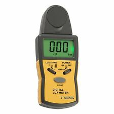 Digital Light Meter Professional LuxMeter LCD Luminometer Measures Light Survey