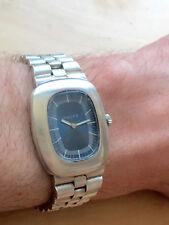 Montre Vintage Design Full Silver Case Knops Watch Boitier Argent 0.800 PUW 1175