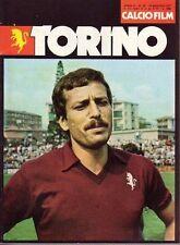 CALCIOFILM ROMA-TORINO N° 22 SETTEMBRE 1977