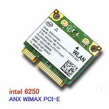Intel 6250 6250ANX Dual Band 300Mbps Wifi/wimax Link  Wireless N Wifi Card