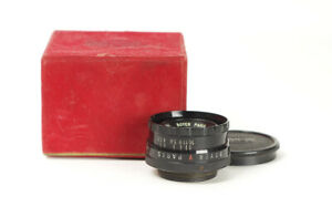 Boyer Paris Saphir <<B>> Green Written 3.5/50mm f/3.5 50mm No.808210 Boxed