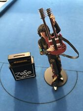 More details for led zeppelin jimmy page neca action figure 2006 classicberry limited rock