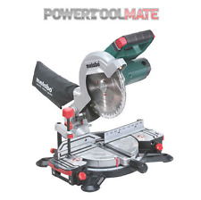 Metabo KGS 18 LTX 216 18V 216mm Cordless Mitre Saw (Body Only)