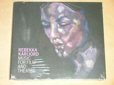 CD / REBEKKA KARIJORD / MUSIC FOR FILM AND THEATRE / NEUF SOUS CELLO
