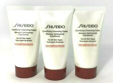 Lot/3 Shiseido Clarifying Cleansing Foam ~ 1.8 oz x 3 ~