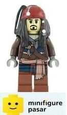 poc029 Lego Pirates Of Caribbean 30132 - Captain Jack Sparrow Voodoo Minifigure
