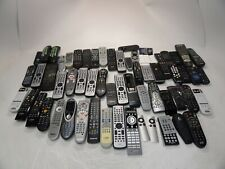 Lot of 65 Mix Audio Video AV TV Cable Box Remote Controls