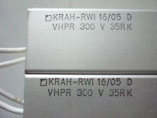 2x Widerstand KRAH VHPR 300 Watt 35R 10% Bremswiderstand Hochlastwiderstand 300W