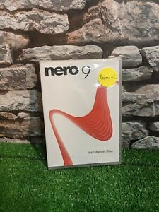 Nero 9 Reloaded Burning Software New & Sealed Free P&P
