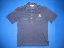Vintage 1970s Cal Golden Bears shirt University of California blue Sahara casual
