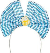 TIARA OKTOBERFEST Party Festa Germania Accessori Birra Carnevale Cerchietto20999