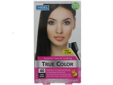 3 PACK LUCKY SUPER SOFT TRUE COLOR LIGHT BROWN WOMEN'S HAIR COLOR NEW