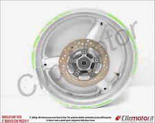 CERCHIO RUOTA POSTERIORE 17 X 4,50 wheel original for SUZUKI SV 650 ANNO 2003