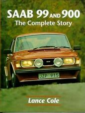 Saab 99 And 900 The Complete Story New Turbo